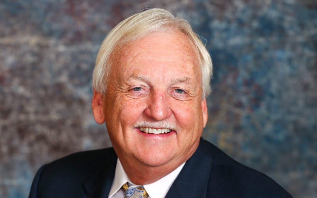 Legacy Leaders ~ Fireside Chat w/Mayor Larry Waters