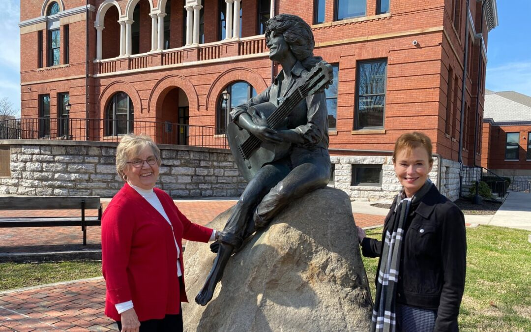Legacy Leaders ~ Fireside Chat w/Cindy Ogle & Earlene Teaster